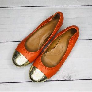 Tahari Shoes - Tahari Leather flats